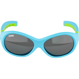 UVEX Sportstyle 510 Glasses Kids, azul/verde